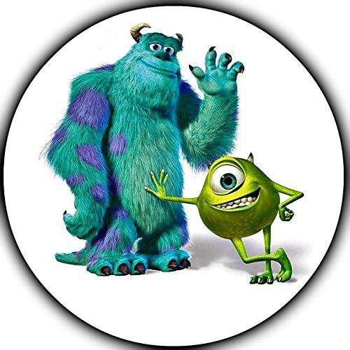 Monsters Inc Edible Image Photo 8