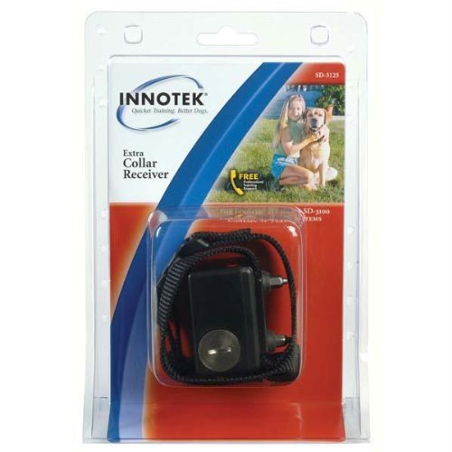 Innotek Ultralight Waterproof Extra Collar Receiver for Sd-3000 3000 Containment System
