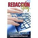 Redacción Eficaz: Cómo Llevar Tus Ideas De La Mente Al Papel Con Facilidad (Spanish Edition)