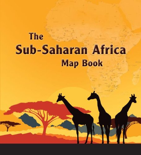 Search : The Sub-Saharan Africa Map Book