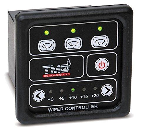 TMC Control Electronico Limpiaparabrisas: Amazon.es: Deportes y aire libre