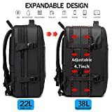 38L Travel Backpack,Flight Approved Carry On