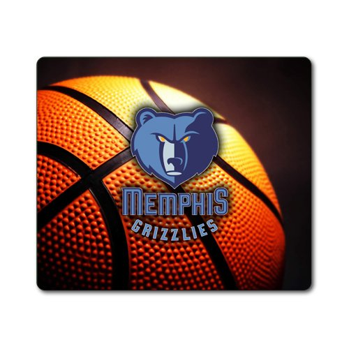 Grizzlies Basketball Large THICK Mousepad Mouse Pad Great Gift Idea Memphis [Office Product]