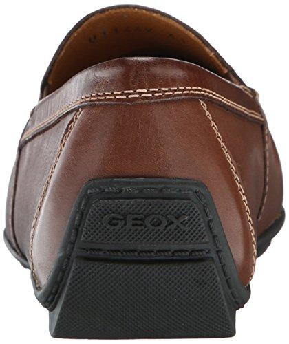 Geox Monet Uomo Mocassini Marrone Uomo Coffeec6010 w0OvqzwZ