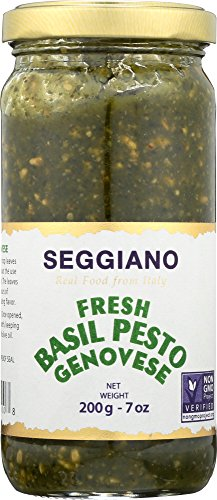 (Seggiano, Fresh Basil Pesto, 7 oz)