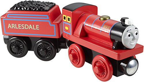 (Fisher-Price Thomas & Friends Wooden Railway, Mike Train)