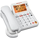 AT&T CL4940 Corded Standard Phone with Answering