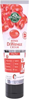product image for Hollywood Style Organic Retinol DeWrinkle Cream