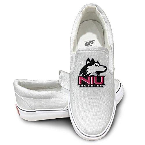 ewied-unisex-classic-northern-illinois-university-slip-on-shoes-white-size43