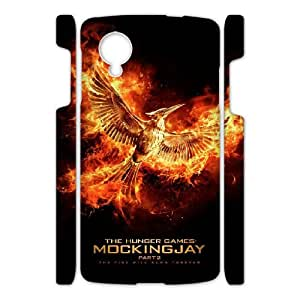 Character Phone Case The hunger games For Google Nexus 5 NC1Q01851