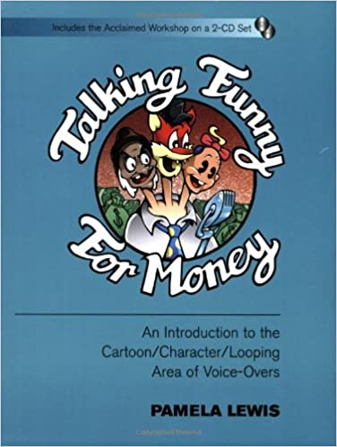 talking funny for money an introduction to the cartoon character