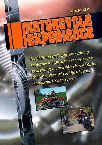 Motorcycle Experience (Two Disc Set) (Non-Profit), used for sale  Delivered anywhere in USA