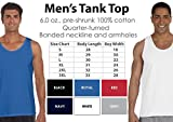 Pekatees Red White and Booze Men's Tank Top Fourth