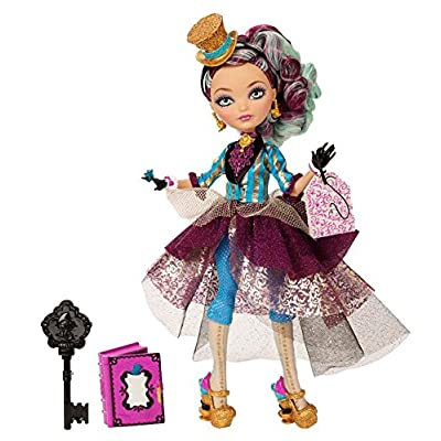 Ever After High Legacy Day Madeline Hatter Doll: Toys & Games