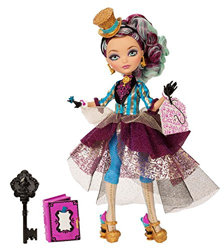 Ever After High Maddie Hatter (Ever After High Legacy Day Madeline Hatter)