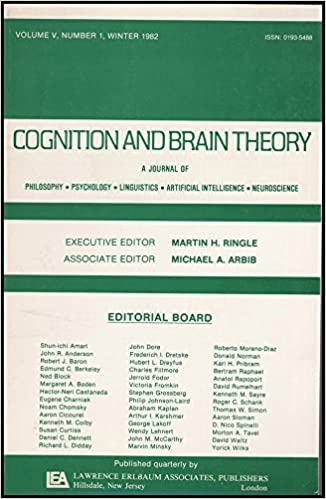 Cognition, Vol. 1, No. 1