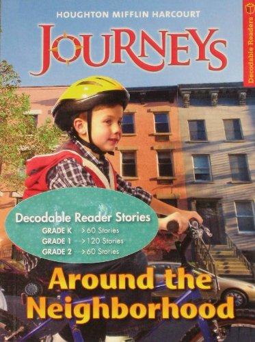 Journeys: Decodable Readers: Unit 1 Grade 1