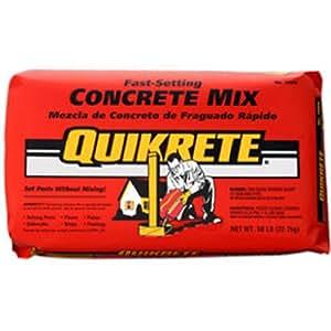 50LB Fast Set Concrete Mix