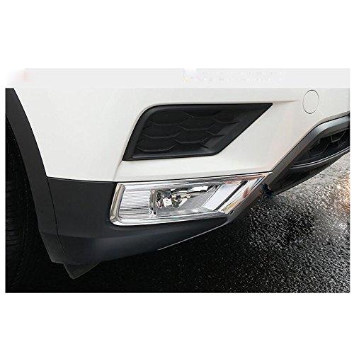 2/New ABS Chrom Nebelscheinwerfer Lampe Verkleidung f/ür