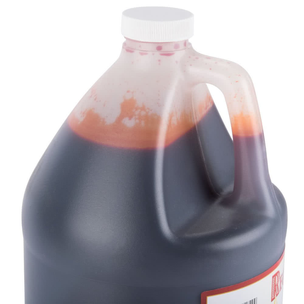 Tomato Red Food Coloring - 1 Gallon by TableTop king (Image #3)