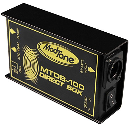 ModTone Guitar Effects MTDB-100 -Channel Mixer Accessory by ModTone Guitar Effects