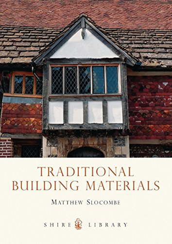 Read Online Traditional Building Materials (Shire Library) ebook