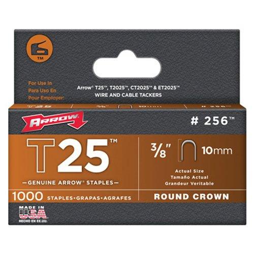 arrow-256-genuine-t25-t2025-5-16-inch-staples-1000-pack