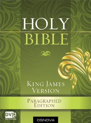 Bible (KJV) (best navigation with Direct Verse Jump; paragraphed)