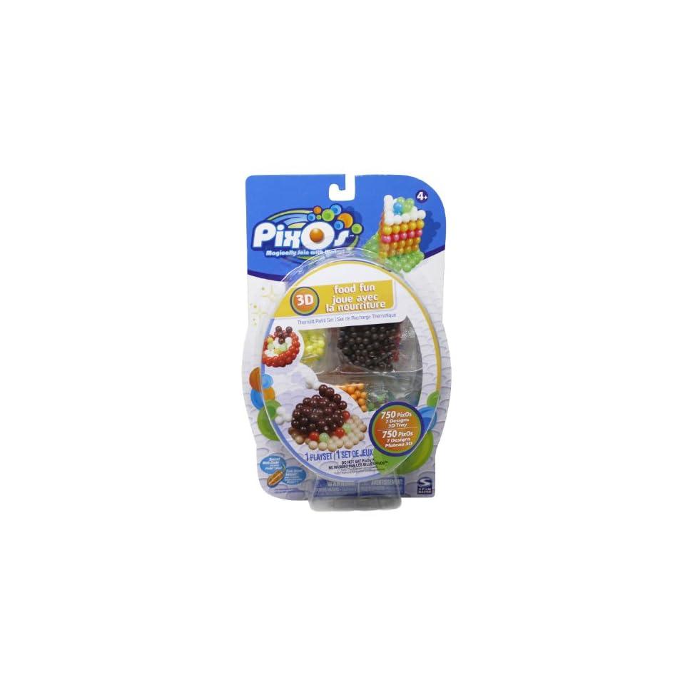 Pixos Theme Refill Food Fun