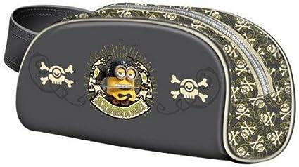 KARACTERMANIA - Estuche Minions Potatodo Book Pirate -GRU - Mi Villano Favorito - Despicable Me - Portacosmético Bolsa de Aseo - 21cm: Amazon.es: Juguetes y juegos