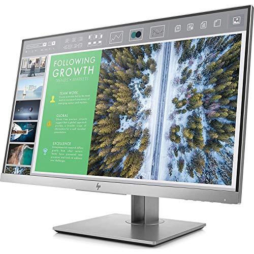 HP EliteDisplay 23.8-Inch Screen LED-Lit Monitor Silver (1FH47A8#ABA)