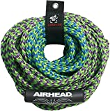 Airhead 2-Section Tow Ropes | 1-4 Rider Ropes for