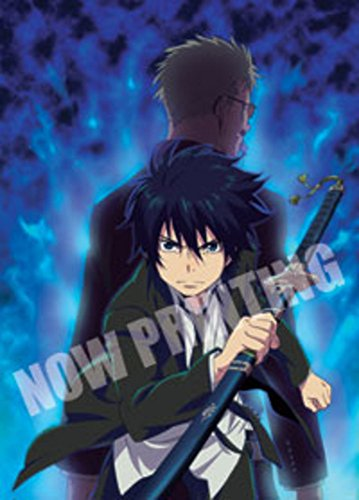 Blue Exorcist Complete Box Set Blu-Ray