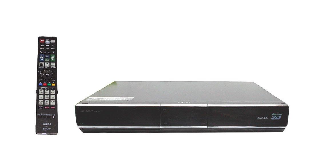 シャープ AQUOS ブルーレイレコーダー 320GB ダブルチューナー 3D対応 BD-HDW63 B00JE9VRZK