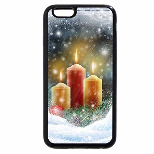 iPhone 6S / iPhone 6 Case (Black) Winters Picture