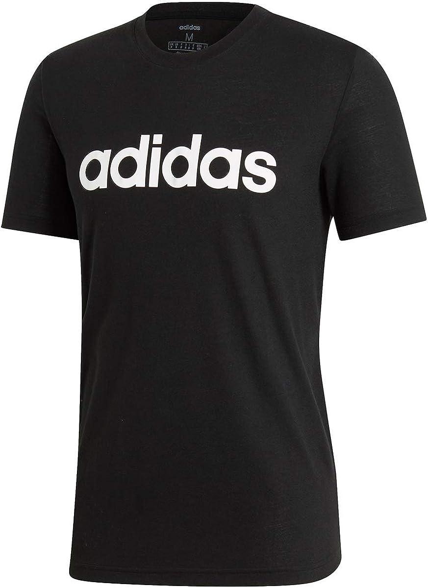 adidas Mens Designed 2 Move Clima Soft Logo Tee