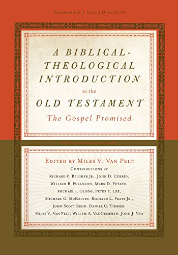 A biblical theological introduction to the old testament the gospel a biblical theological introduction to the old testament the gospel promised by van fandeluxe Choice Image