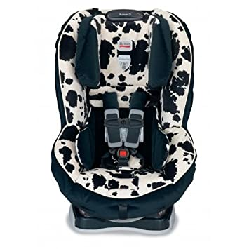 Convertible Car Seat, Cowmooflage