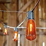 Flicker Flame Edison Light Bulbs Halloween Lights