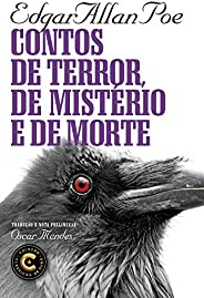 Contos de terror, de mistério e de morte (Coleção Clássicos de Ouro)