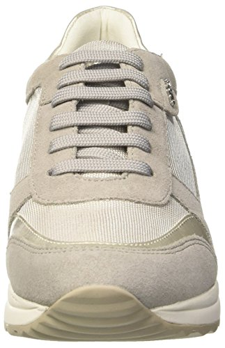Sneakers D Femme Lt AIRELL Gris Basses Geox C Greyc1010 xftdRX