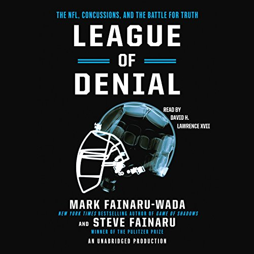 League of Denial: The NFL, Concussions and the Battle for Truth Audiobook [Free Download by Trial] thumbnail