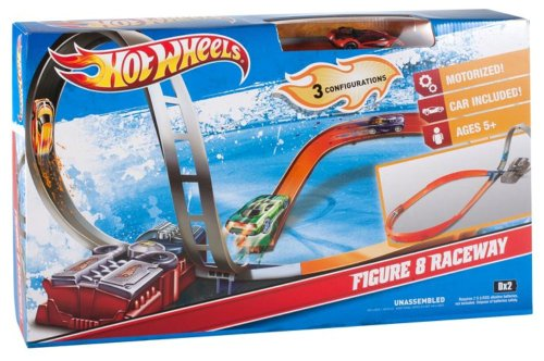 hot wheels figure 8 raceway blitz instructions