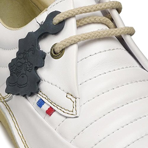 POD Jagger White POD Lace Up Shoes Mens UK 10