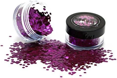 Purpurina biodegradable de grado cosmético de PaintGlow (vegano ...