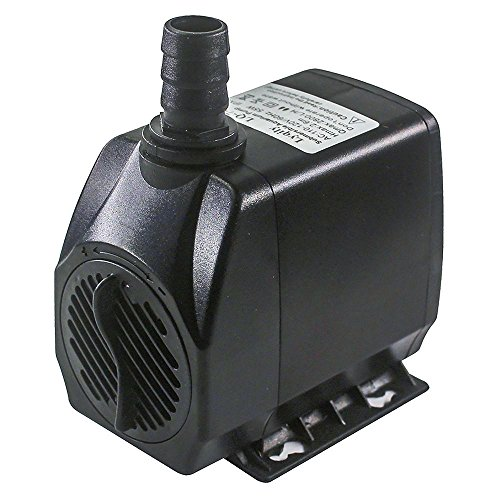 Lyqily 740 GPH Submersible Water Pump with 5.9ft Power Cord
