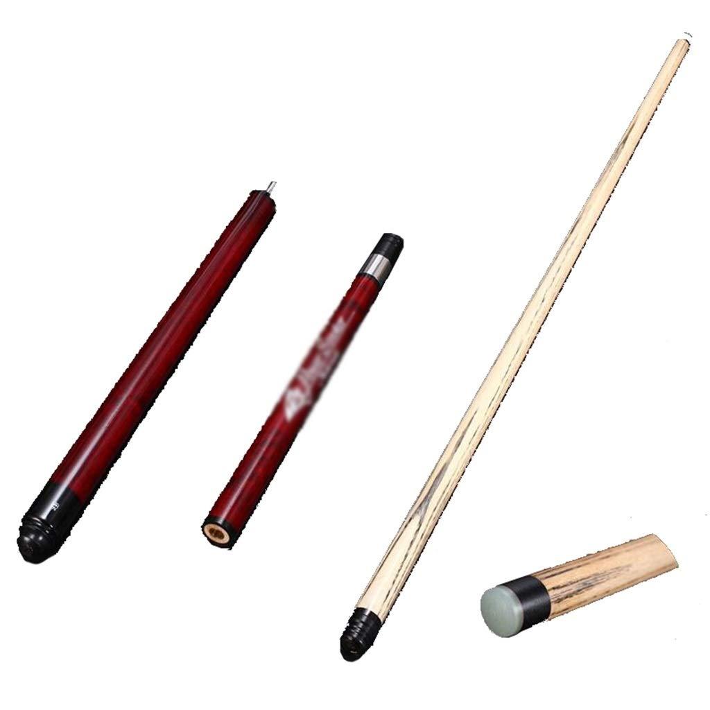 Lcrod アッシュキュースティック、 スムージング 強力な まっすぐな、 丈夫 ハンドポール、 スヌーカー 初心者 クラブ (Color : 赤, Size : Ash wood) 赤 Ash wood