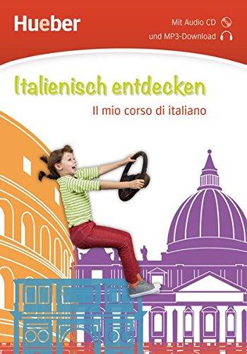 Italienisch Entdecken  Il Mio Corso Di Italiano   Buch Mit Audio CD