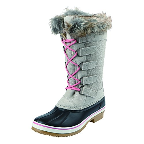 200g Thinsulate Insulation - Northside Women's Kathmandu Winter Snow Boot, Birch, 7 B(M) US