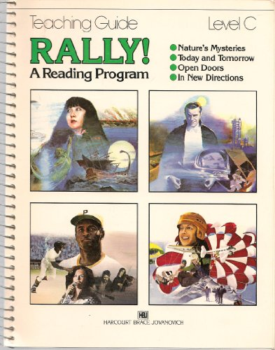 Teaching Guide Level C  Rally  A Reading Program